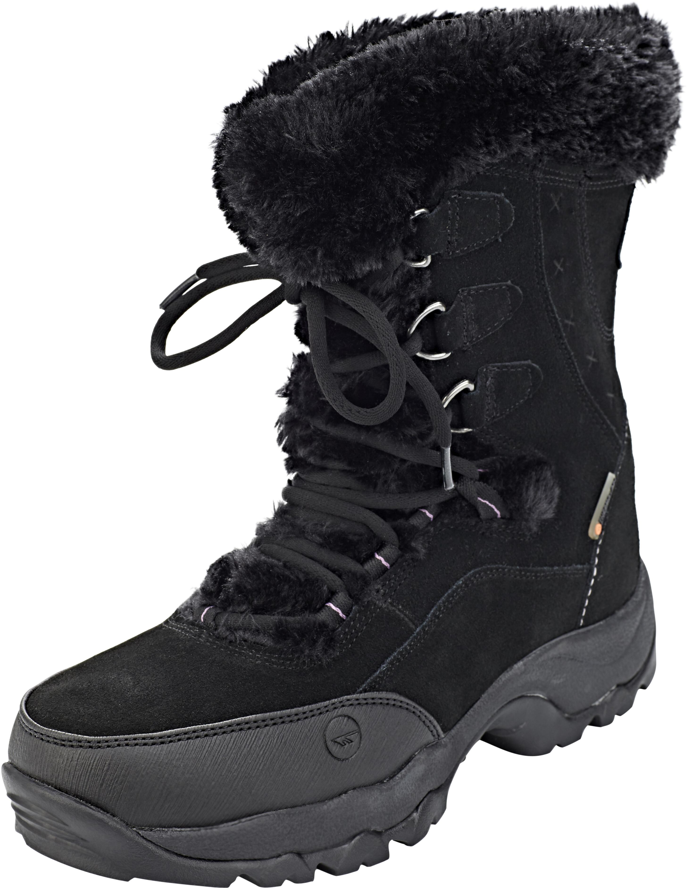 45753ec18f1 Hi-Tec St. Moritz 200 WP II Boots Women black/clover